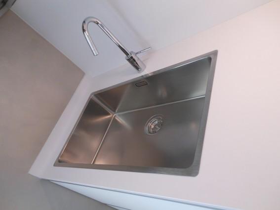 lavello soprapiano vasca 70x40