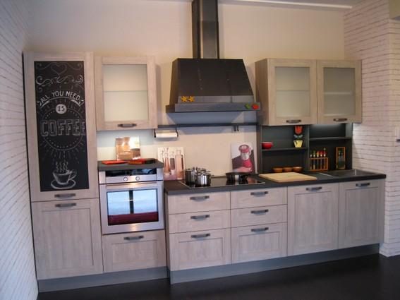 Cucina city rovere brizzo